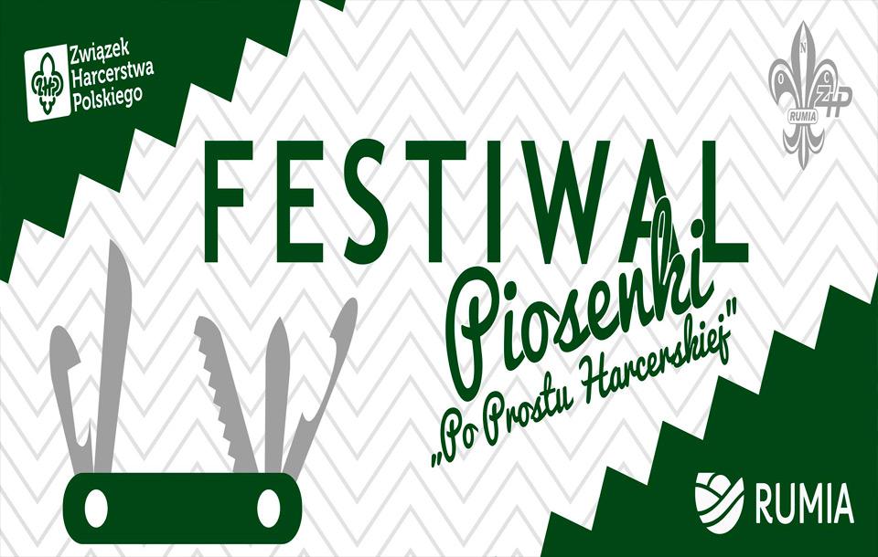 """Festiwal Piosenki """"Po Prostu Harcerskiej"""""""