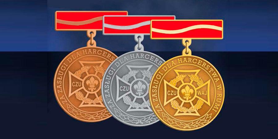 """Regulamin przyznawania Odznaczenia Honorowego""""Za Zasługi dla Harcerstwa w Rumi"""""""