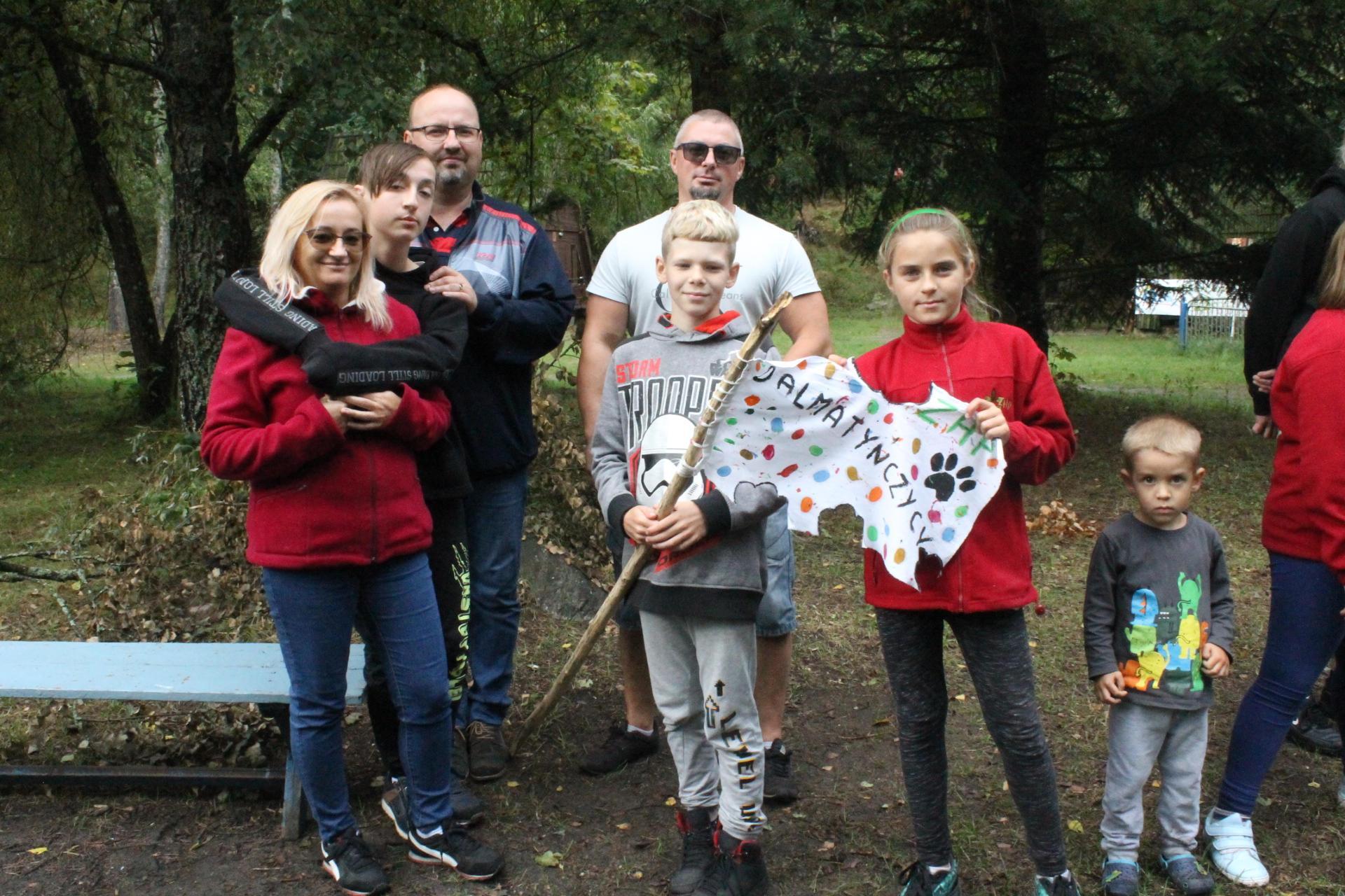 Rodzinne Harcowanie w Potęgowie
